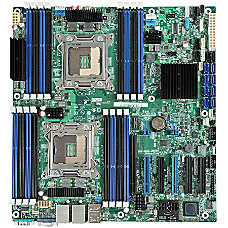 Intel S2600CP4 Server Motherboard Intel Chipset