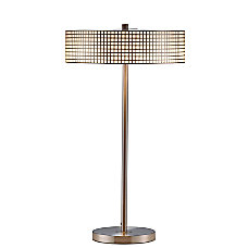 Adesso Wilshire Table Lamp 27 H