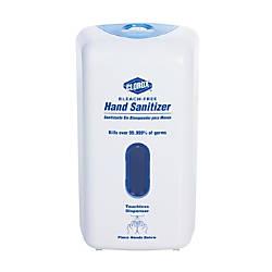 Clorox Touchless Hand Sanitizer Dispenser 13