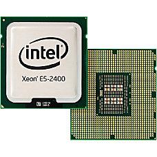 Intel Xeon E5 2430 Hexa core