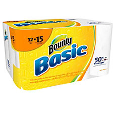 Bounty Paper Towels 2 Ply 55