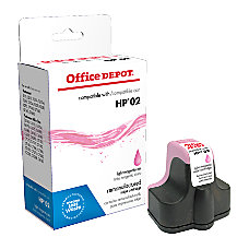 Office Depot Brand OD02PM HP 02