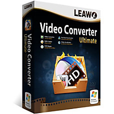 Leawo Video Converter Ultimate Download Version