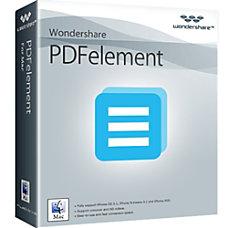 Wondershare PDFelement for Mac Download Version