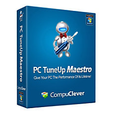 PC TuneUp Maestro 3 user license