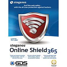 Steganos Online Shield 365 3 PCs