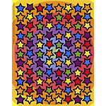 Eureka Mini Stickers Colorful Stars Pack