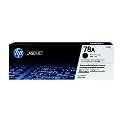 HP 78A CE278A Black Original LaserJet