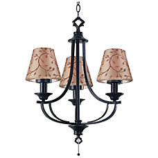 Kenroy Home Belmont Outdoor Chandelier 23