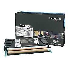 Lexmark C5246KH Black Toner