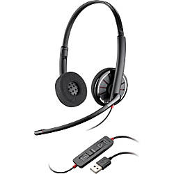 Plantronics Blackwire USB Over The Ear