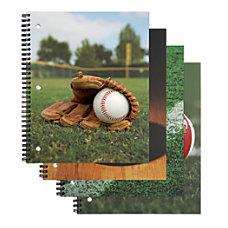 Office Depot Brand Fashion Notebook Sports