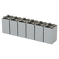 SKILCRAFT 9 Volt Alkaline Batteries Pack