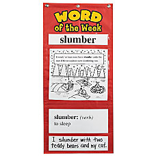 Learning Resources Word Of The Week