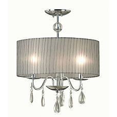 Kenroy Arpeggio 3 Light Hanging Pendant