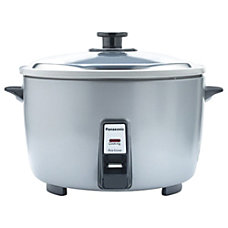 Panasonic Large Capacity Rice Cooker 23