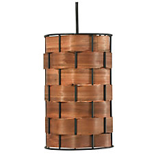 Kenroy Shaker Hanging Pendant Lamp Mini