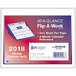 AT A GLANCE Flip A Week