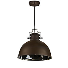 Kenroy Nautilus 1 Light Hanging Pendant
