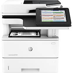 HP LaserJet M527dn Monochrome All In