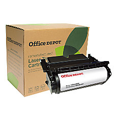 Office Depot Brand ODT640M Lexmark 64015SA