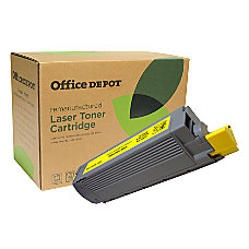Office Depot Brand OD5800Y OKI 43324401