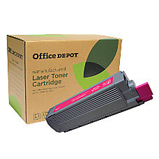 Office Depot Brand OD5800M OKI 43324402