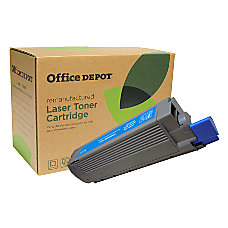 Office Depot Brand OD5800C OKI 43381903