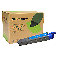 Office Depot Brand OD3400C OKI 43459303
