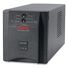 APC Smart UPS 750VA Tower UPS