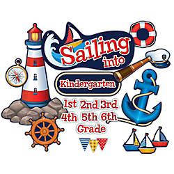 Teacher Created Resources Sailing Into Bulletin