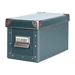 cargo Naturals CD Box Bluestone by Office Depot & OfficeMax