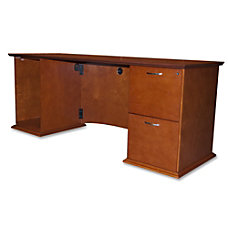 Lorell 90000 Series Right Pedestal Credenza