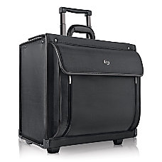 Solo Wheeled Catalog Case For 156