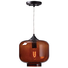 Kenroy Jones 1 Light Hanging Pendant