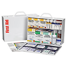 First Aid Only 2 shelf Industrial