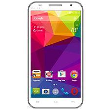 BLU Neo Cell Phone White PBN200829