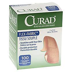 Medline Adhesive Flex Fabric Bandages 1