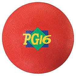 Martin Playground Ball 16 inches Red