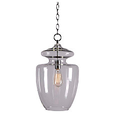 Kenroy Home Hanging Pendant Light Apothecary