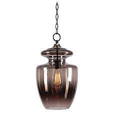 Kenroy Apothecary 1 Light Hanging Pendant