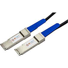 ENET Brocade 40G QSFP QSFP C