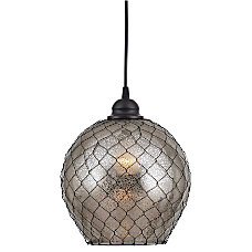Kenroy Nillo 1 Light Hanging Pendant