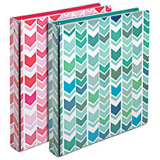 Divoga Binders Chevron Collection 1 Rings