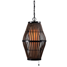 Kenroy Home Biscayne Outdoor Hanging Pendant