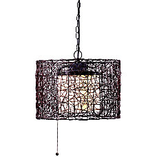 Kenroy Home Tanglewood Outdoor Hanging Pendant