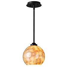 Kenroy Aden 1 Light Hanging Pendant