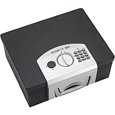 Steelmaster Electronic Cash Box Combination Key