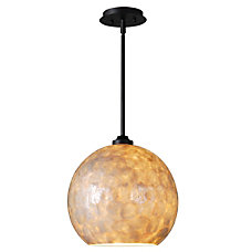 Kenroy Aden 1 Light Large Hanging