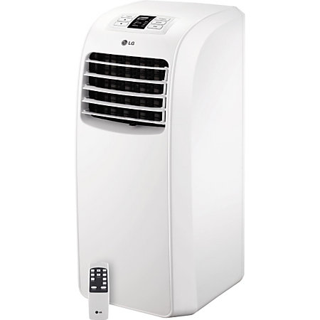 Lg 8000 Btu Portable Air Conditioner Lp0814wnr By Office